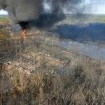 aerial-fire-Carmichael-MS-2007-NTSB