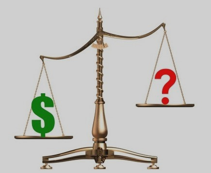 Money Tips Scale Of Justice