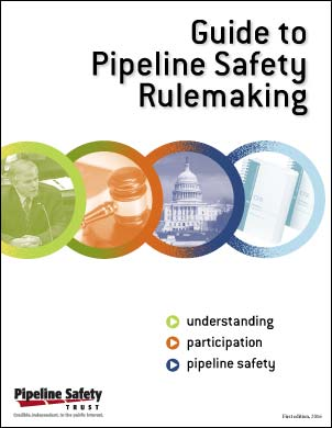 Cover of Rulemaking Guide